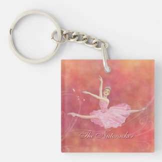 The Nutcracker Ballet Key Chain