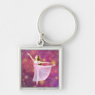 The Nutcracker Ballet Key Chain - Clara
