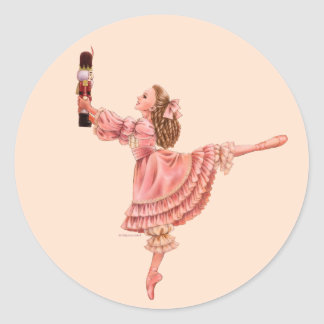 The Nutcracker Ballet Sticker