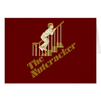The Nutcracker Card