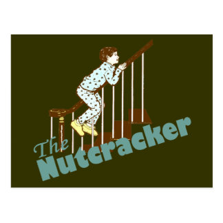 The Nutcracker Funny Postcard