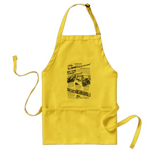 The NYC Empire Express 1945 Apron