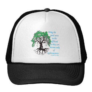 The Oak of Righteousness Cap
