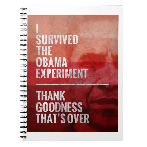The Obama Experiment Notebooks