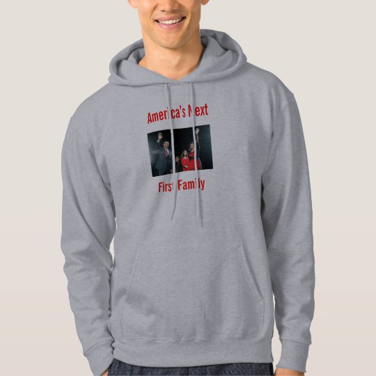 The Obamas: America's Next First Family Sweatshirt