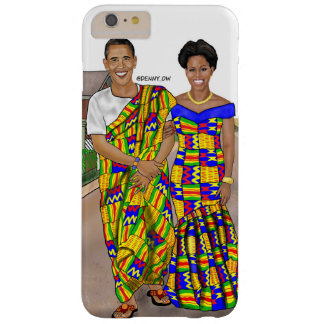 THE OBAMAS BARELY THERE iPhone 6 PLUS CASE