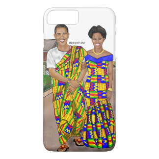 THE OBAMAS iPhone 7 PLUS CASE
