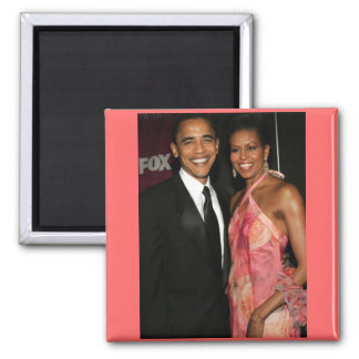 The obama's magnet