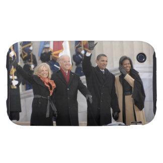 The Obamas & The Bidens iPhone 3 Tough Cases