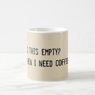 The Obvious - Coffee Mug