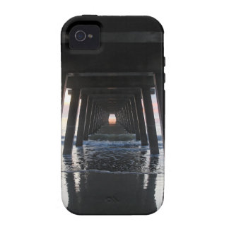 The Ocean and the Pier.jpg Case-Mate iPhone 4 Cover