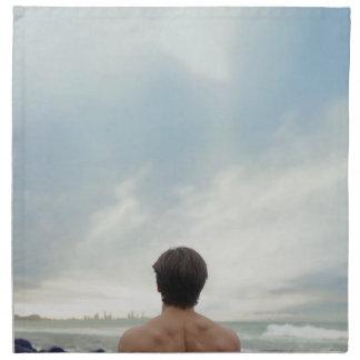The Ocean Calls Napkin