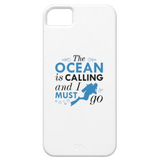 The Ocean Is Calling Case For The iPhone 5