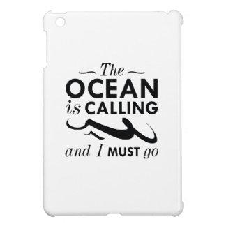The Ocean Is Calling iPad Mini Case