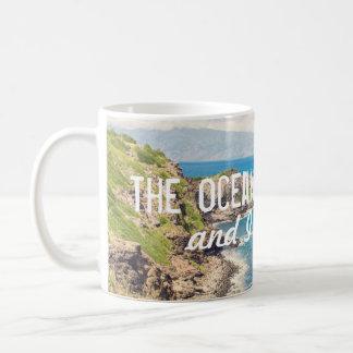 The Ocean is Calling - Maui Coast | Mug