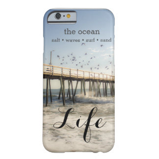 The Ocean is Life Cell Phone Case