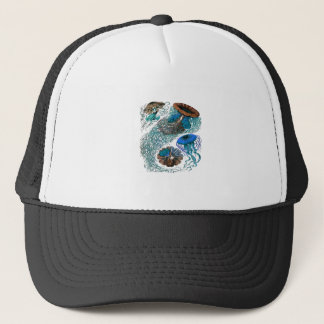THE OCEAN PULSE TRUCKER HAT