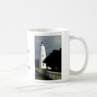 The Ocracoke Island Lighthouse Coffee Mug