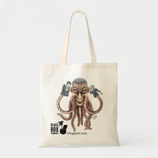 The Octopus Budget Tote Bag