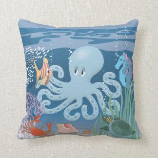 The Octopus pillow