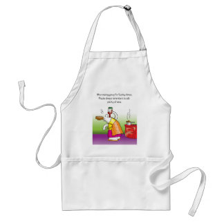 The Odd Squad Wine Apron