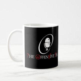 The Offensive Line Coffe Mug Basic White Mug