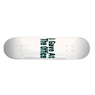 The Office Skate Boards
