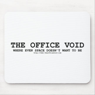 The Office Void Merch Mouse Pad