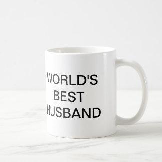 The Office, World's Best Husband Basic White Mug