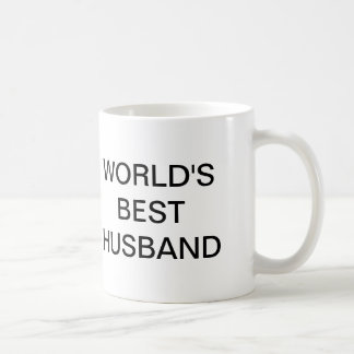 The Office, World's Best Husband Coffee Mug