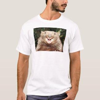 The Official 2007 Wombat Softball Jersey T-Shirt