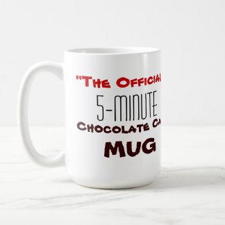 "The ""Official"" 5-Minute Chocolate Cake Mug"