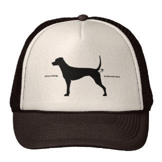 The official Corndog Industries cap! Cap