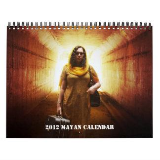 "The Official ""Mayan Calendar"" of 2012 Calendars"