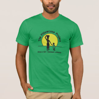 The Official Pillowcase Project Team Shirt - Green