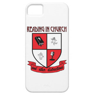 The Official Reading in Church iPhone SE/5 Case