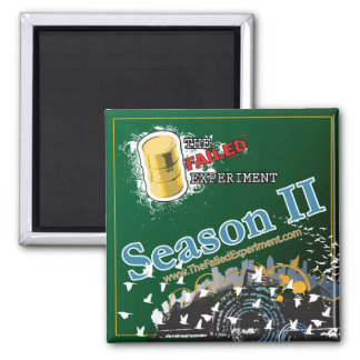 The Official Season 2 Magne Square Magnet