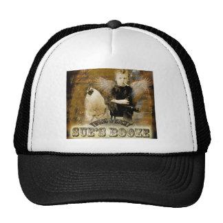 The Official Sue's Booze T-shirt Cap
