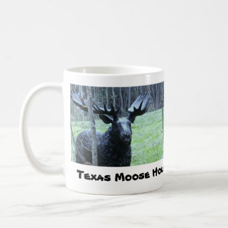 The Official Texas Moose House Mug