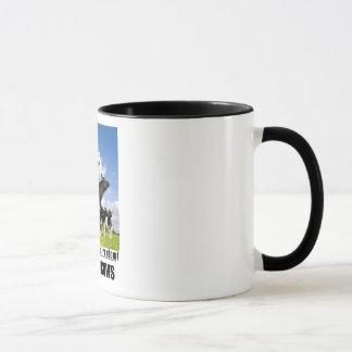 The Official @USASKCOWS Coffee Mug