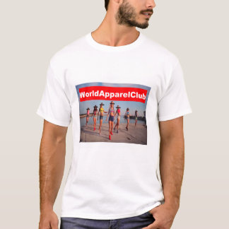The Official World Apparel Club TShirt