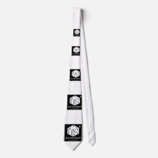 The Official www.JustGotPlayed.com Tie. Tie