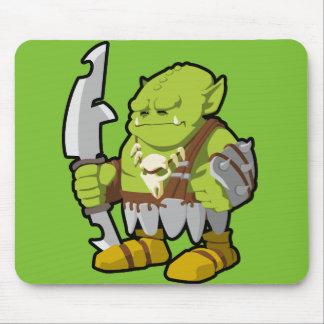 The Ogre mousepad