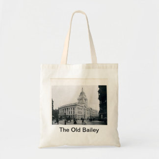 The Old Bailey Tote Bag