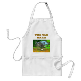 THE OLD BARN STANDARD APRON