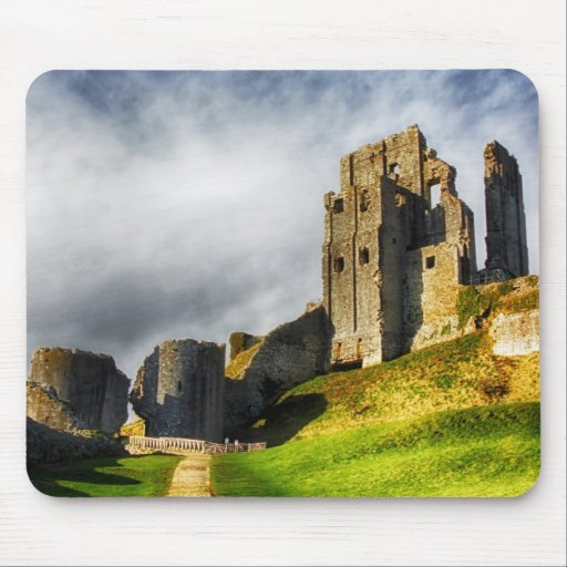 The Old Castle Mousepad