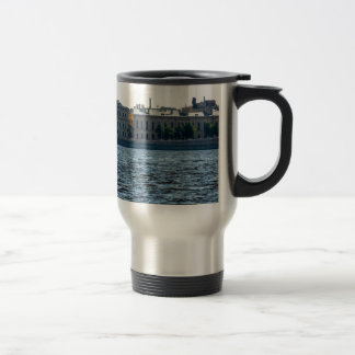 The Old Factory Building Travel Mug