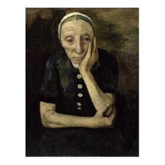 The Old Farmer, 1903 Postcard