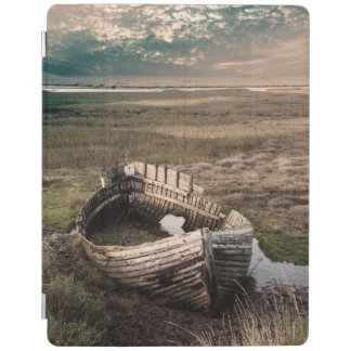 The old fishing boat iPad cover