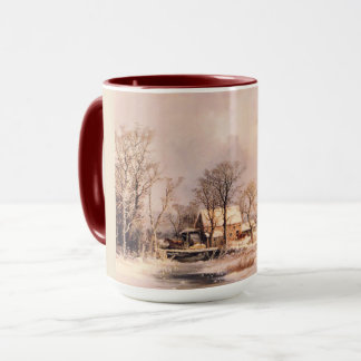 The Old Grist Mill Combo Mug